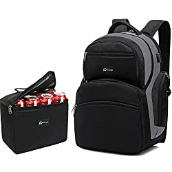 Best Backpack with Cooler Compartment on Bottom